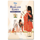 Blechschild Highland Games Trebsen